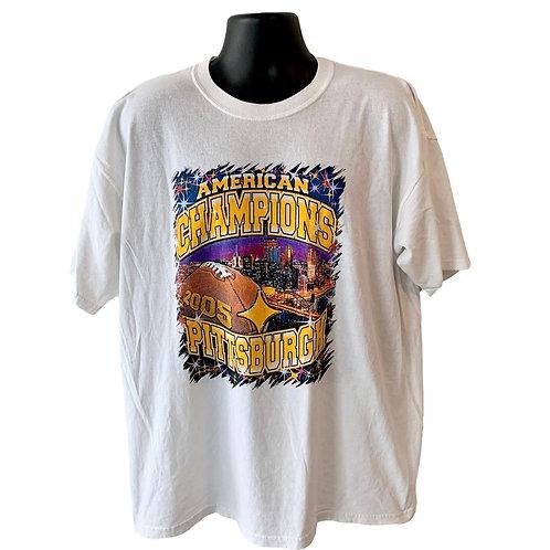 Vintage Pittsburgh Steelers T Shirt