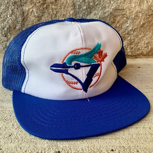 Vintage Toronto Blue Jays Meshback Snapback Hat