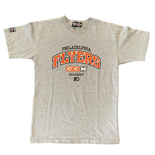Vintage Philadelphia Flyers T Shirt By CCM