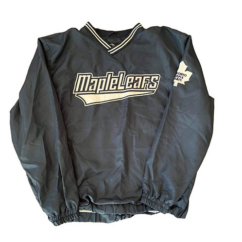 Vintage Toronto Maple Leafs Jacket By GII Sports