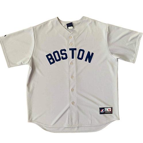 Vintage Boston Red Sox MLB Baseball Jersey By Majestic