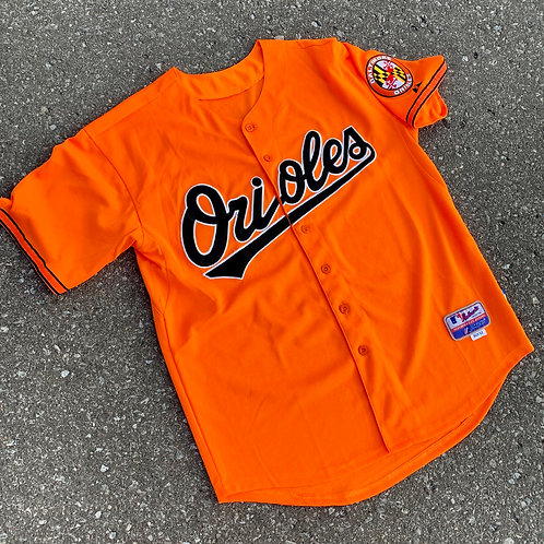 Baltimore Orioles MLB Baseball Jersey By Majestic
