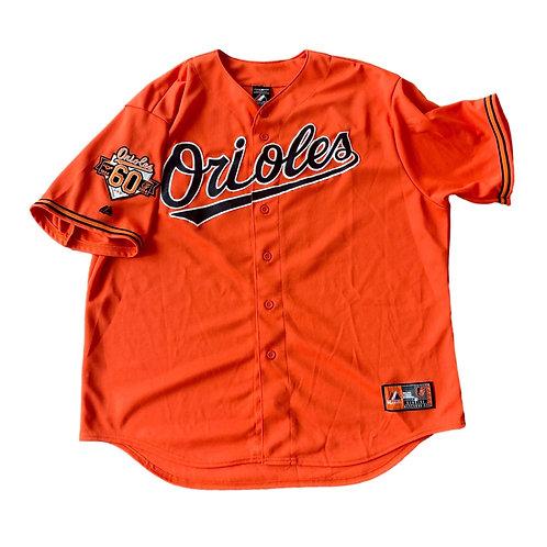 Baltimore Orioles Manny Machado MLB Baseball Jersey By Majestic