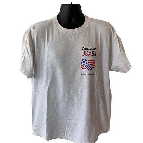 Vintage World Cup USA 1994 T Shirt By High 5