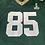 Thumbnail: Vintage Green Bay Packers Greg Jennings NFL Football Jersey By Reebok