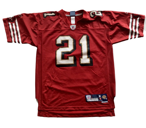 7f4346871 reebok san francisco 49ers frank gore 21 authentic red jerseys sale