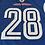 Thumbnail: Minnesota Vikings Adrian Peterson Pro Bowl NFL Football Jersey By Reebok