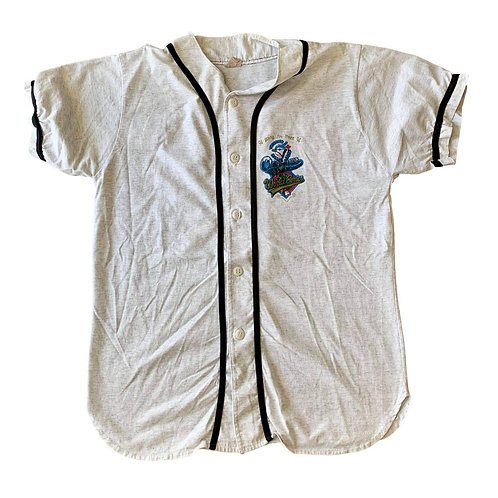 Vintage Toronto Blue Jays MLB Baseball Jersey By Veiees