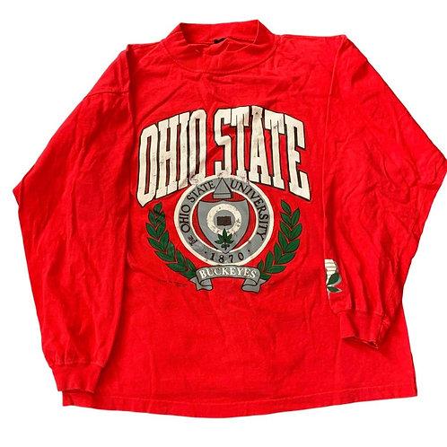 Vintage Ohio State Long Sleeve Shirt