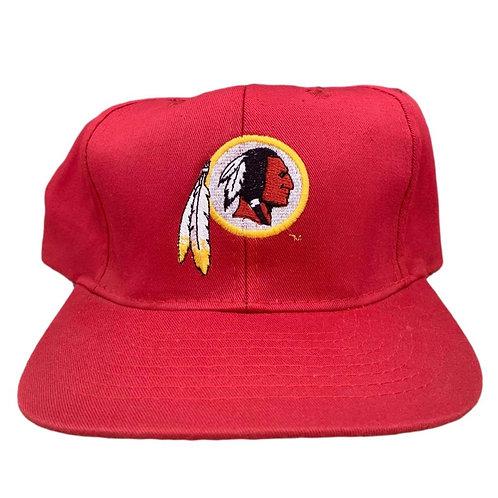 Vintage Washington Redskins Snapback Hat By Drew Pearson