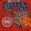 Thumbnail: Vintage Detroit Pistons T Shirt By Homage