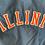 Thumbnail: Vintage Illinois Fighting Illini Jacket By Pro Fit