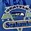 Thumbnail: Vintage Seattle Seahawks T Shirt By Artex