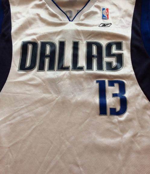 2eec52a6565 Vintage Dallas Mavericks Steve Nash Jersey by Reebok. C  19.00. Made by  Reebok