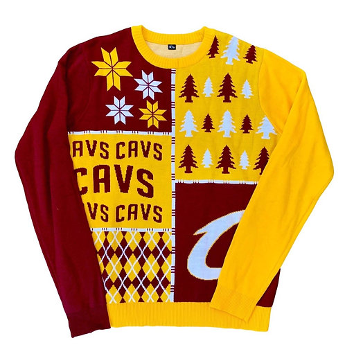Cleveland Cavaliers Christmas Sweater