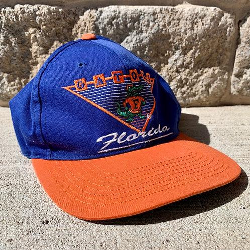Vintage Florida Gators Snapback Hat By Annco