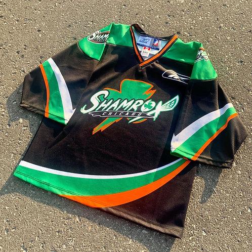 Chicago Shamrocks NLL Lacrosse Jersey By Reebok