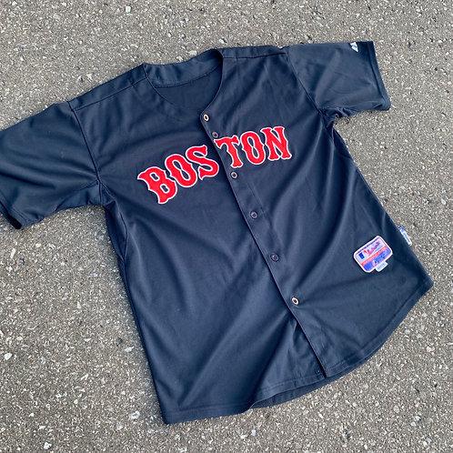 Boston Red Sox Mlb Baseball Jersey By Majestic