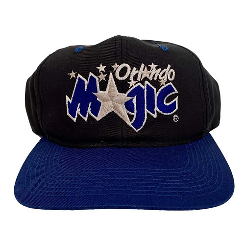 Vintage Orlando Magic Snapback Hat By Youngan