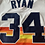 Thumbnail: Houston Astros Nolan Ryan MLB Baseball Jersey By Majestic
