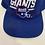 Thumbnail: Vintage New York Gaints Snapback Hat By Eastport
