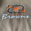 Thumbnail: Vintage Cleveland Browns Crewneck Sweater By Cadre Athletic