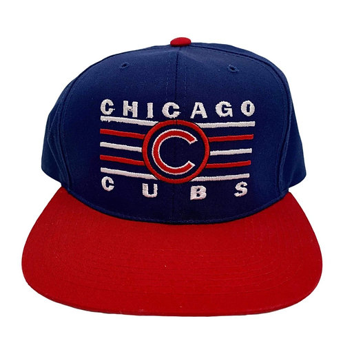 Vintage Chicago Cubs Snapback Hat By Annco