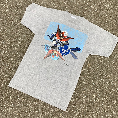 Vintage Toronto Maple Leafs Looney Tunes T Shirt
