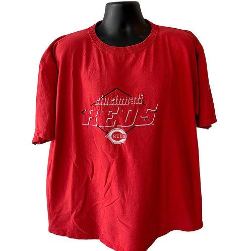 Vintage Cincinnati Reds T Shirt By Logo 7