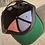 Thumbnail: Vintage Phoenix Suns Bubble Snapback Hat By Starter