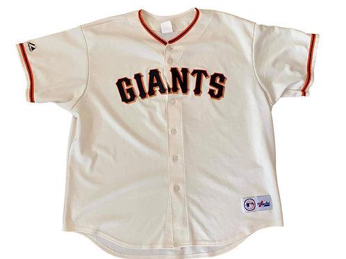 Vintage San Francisco Giants MLB Baseball Jersey By Majestic