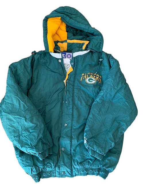 Vintage Green Bay Packers Starter Jacket