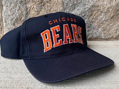 Vintage Chicago Bears Starter Arch Snapback Hat