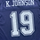 Thumbnail: Vintage Dallas Cowboys Keyshawn Johnson Nfl Football Jersey By Reebook