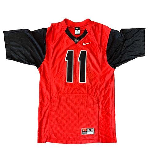 Georgia Bulldogs NCAA Football Jersey By Nike