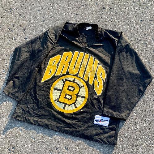 Vintage Boston Bruins Nhl Hockey Jersey By Ravens