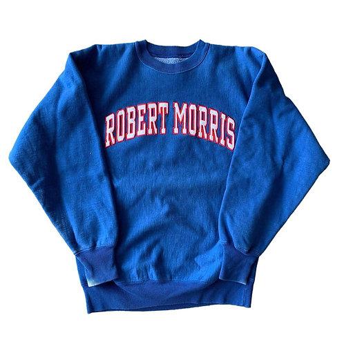 Robert Morris University Crewneck Sweater By Steve And Barrys