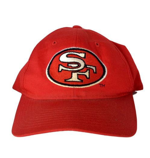ceece3b2f044e ... cap sports specialties nfl football c15bb f3134  cheapest vintage san  francisco 49ers snapback hat by starter 899e6 6fe79