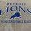 Thumbnail: Vintage Detroit Lions Crewneck Sweater By CSA