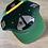Thumbnail: Vintage Green Bay Packers Snapback Hat By Logo 7