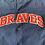 Thumbnail: Vintage Atlanta Braves Andres Galarraga MLB Baseball Jersey By Starter