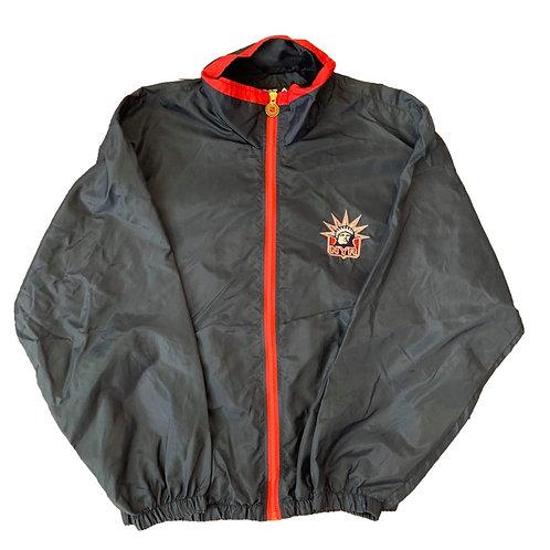 Vintage New York Rangers Windbreaker Jacket By First Down