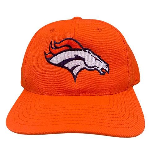 Vintage Denver Broncos Snapback Hat By Twins