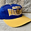 Thumbnail: Vintage Golden State Warriors Snapback Hat By G Cap
