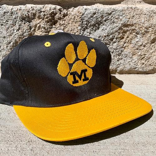 Vintage Missouri Tigers Snapback Hat