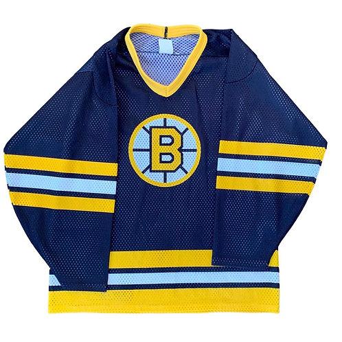 Vintage Boston Bruins NHL Hockey Jersey By CCM