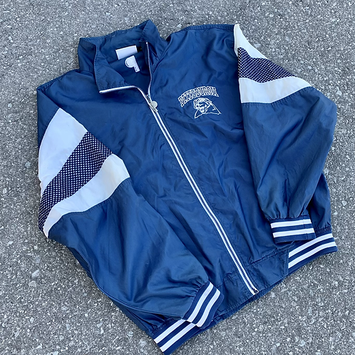 Vintage Pitt Panthers Windbreaker Jacket By Pro Player