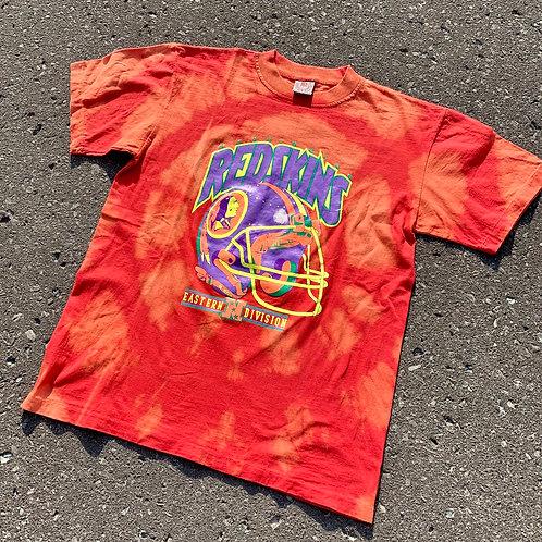 Vintage Washington Redskins Tie Dye T-Shirt by Mr Perfect