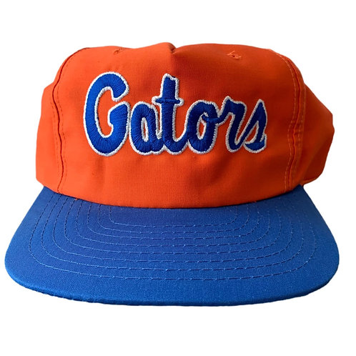 Vintage Florida Gators Snapback Hat By Sport Cap