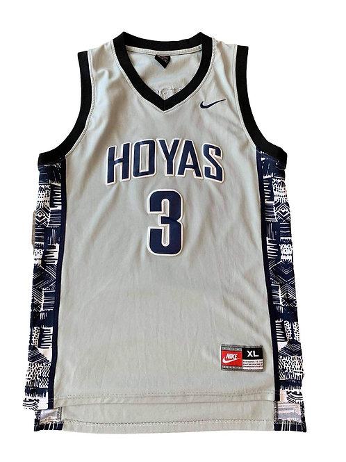 Vintage Georgetown Hoyas Allen Iverson Jersey By Nike